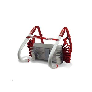 Three Storey Home Emergency Escape Ladder - 25 FT
