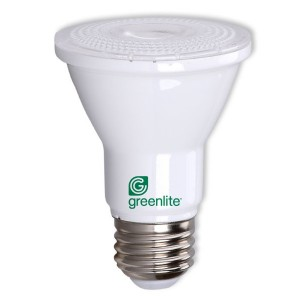 LED PAR20 - 7W - 2700K Soft White - 40° Beam Angle