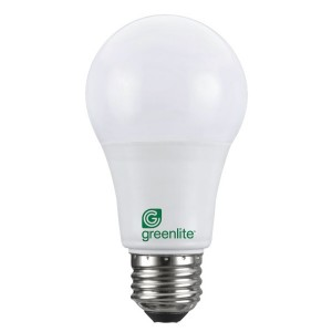 LED Omni A19 - 9W - Non-dimmable - 5000K Cool White - Fully Enclosed Fixtures Certificate