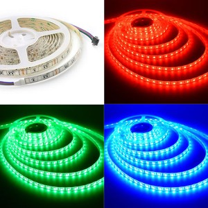 LED Strip Light - RGB - 72W - 12V DC