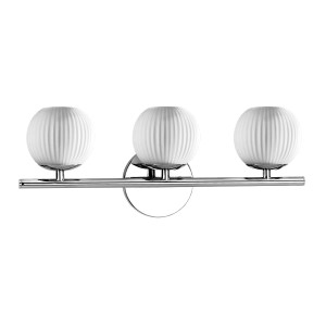 Orvino 3-light Bathbar - Max. 180W - Wall Luminaire
