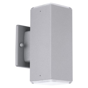 2L LED Outdoor Wall Light - 7.4 W - Wall Luminaire