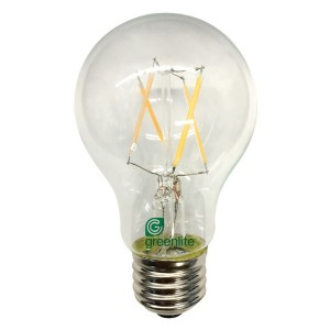 LED Omni A19 Clear Glass - 5W - 2700K Soft White