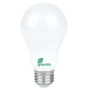 LED Omni A19 - 6W - Non-dimmable - 3000K Warm White -Fully Enclosed Fixtures Certificate