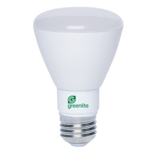 LED BR20 - 7W - 3000K Warm White