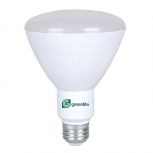 LED BR30 - 8W - 3000K Warm White
