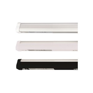 LED T5 Under-Cabinets Tubes - White Body - 4W - 9 inch - 2700K Soft White