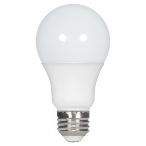 LED A19 - 9.5W - Dimmable - 3500K Warm White - 120V AC